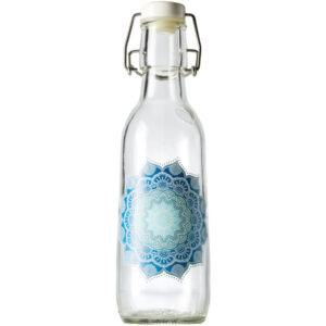 Best Alternatives to Plastic Water Bottles - Recycled Glass Water Bottle