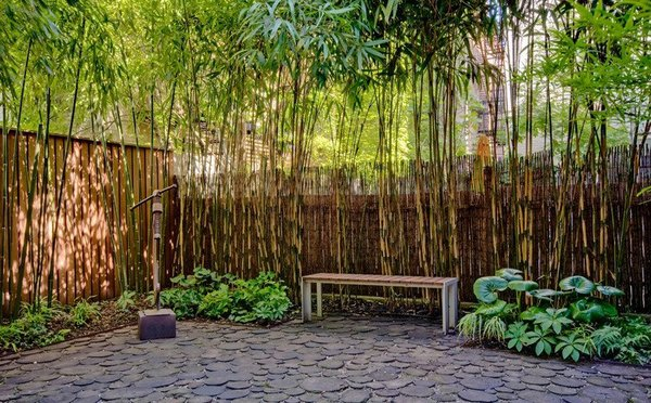 is bamboo eco friendly - bamboo privacy screen