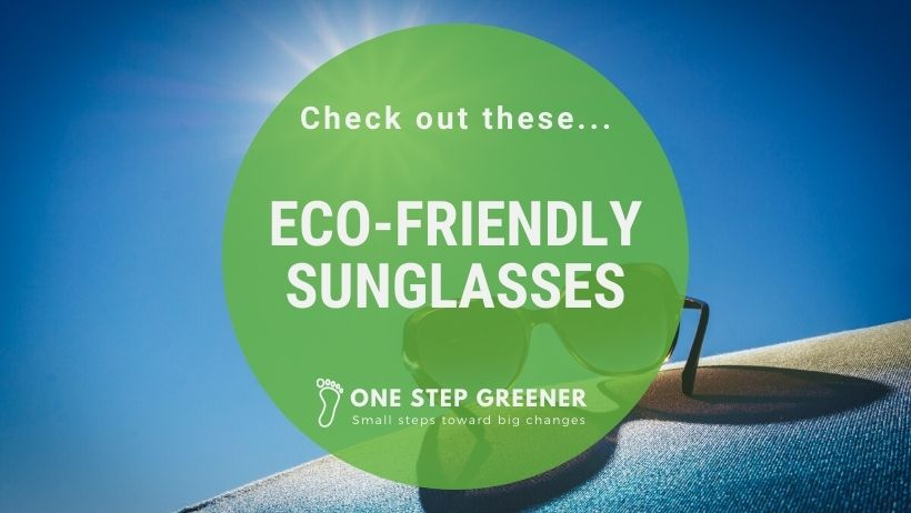 Eco Friendly Sunglasses - Featured Image