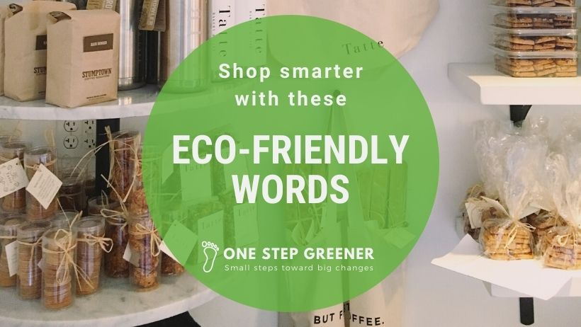 Eco Friendly Words - Featured Image