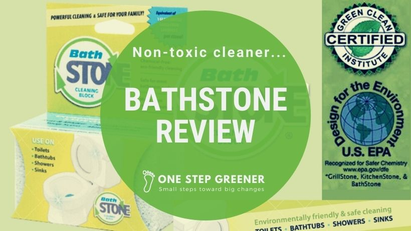 Chemical Free Cleaner – BathStone