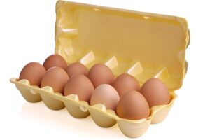 Can Egg Cartons be Recycled - Foam Egg Carton
