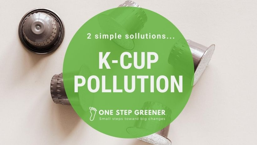 K-Cup Pollution, Compostable K-Cup Solution