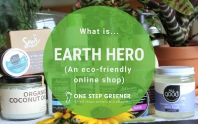 What is EarthHero? An Eco-Friendly Shop