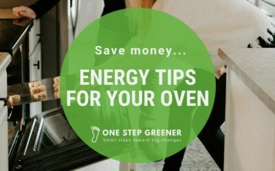 Energy saving tips for your oven
