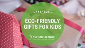 Eco Friendly Gifts for Kids - Featured Image