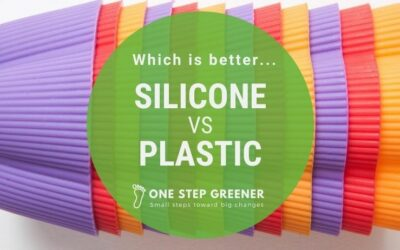 Why is silicone better than plastic?