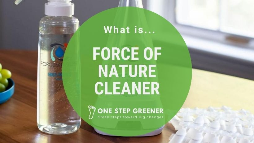 What is Force of Nature Cleaner