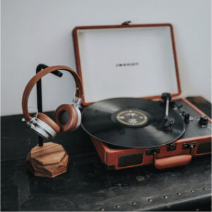 Eco Friendly Gifts - Headphone Stand