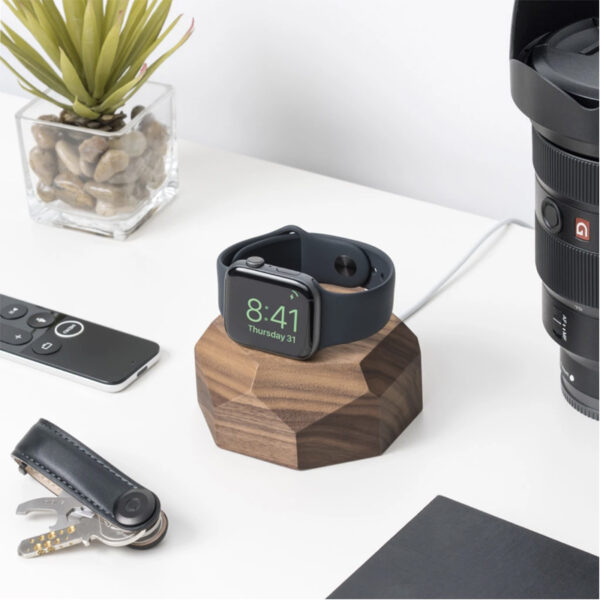 eco friendly gifts - Apple Watch Charging Dock