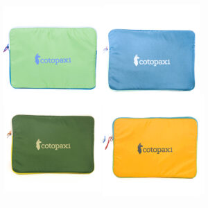 eco friendly gifts - Repurposed-Nylon-laptop-sleeve