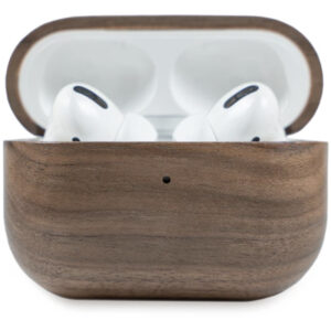 eco friendly gifts - Wooden AirPods case