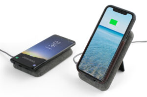 eco friendly gifts - wireless charging pad stand