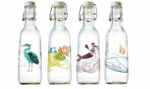 Eco-Friendly Gifts-Animal Love Bottles