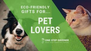 Eco-Friendly Gifts Pet Lovers - Featured Image
