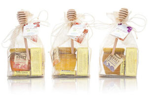 Eco-Friendly Gifts-Save the Bees Honey Gift Set