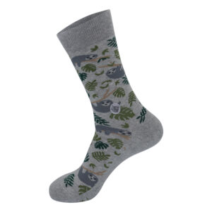 Eco-Friendly Gifts-Socks that protect sloths
