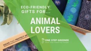 Eco Friendly Gifts for Animal Lovers - Featured Image