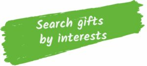 Search gifts by interests